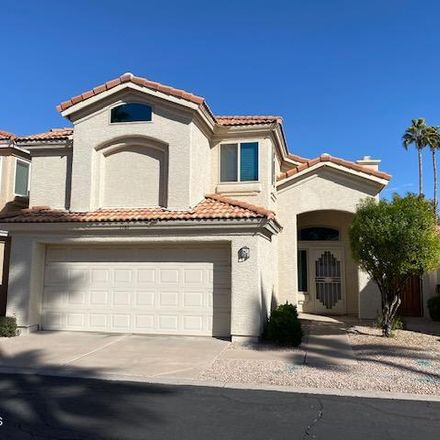 Rent this 3 bed house on 7781 South Bonarden Lane in Tempe, AZ 85284