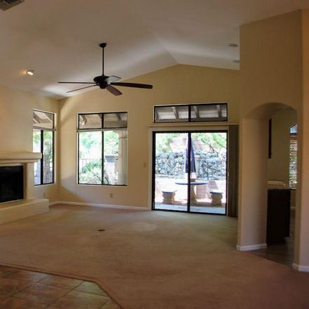 Rent this 3 bed house on 6380 East Placita Divina in Catalina Foothills, AZ 85750