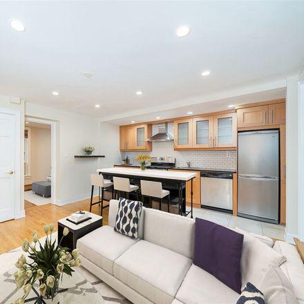 Rent this 2 bed apartment on 116 Garden Street in Hoboken, NJ 07030