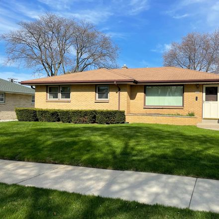 Rent this 3 bed house on 3660 South 80th Street in Milwaukee, WI 53220