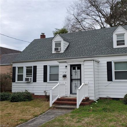 Rent this 5 bed house on 5905 Hampton Boulevard in Norfolk, VA 23508