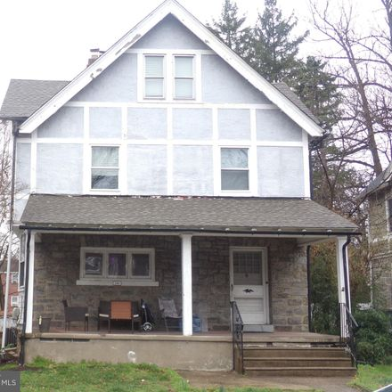 Rent this 5 bed house on 106 North Highland Avenue in Lansdowne, PA 19050
