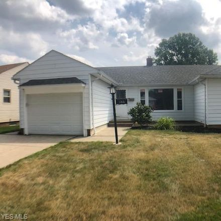 Rent this 3 bed house on 5166 Longton Road in Lyndhurst, OH 44124