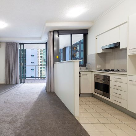 Rent this 1 bed apartment on 1203/212 Margaret Street