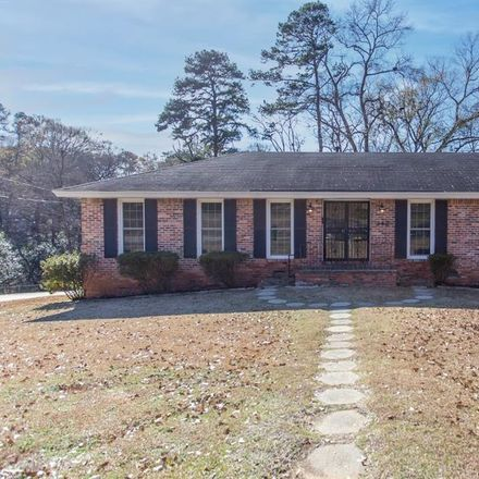 Rent this 3 bed house on 342 Holly Ridge Drive in Montgomery, AL 36109
