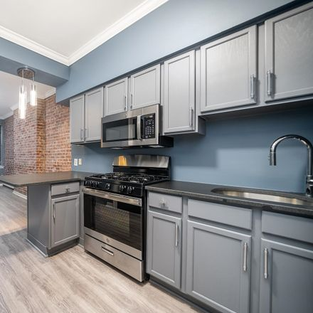 Rent this 2 bed apartment on Tony Boloney's in 263 1st Street, Hoboken