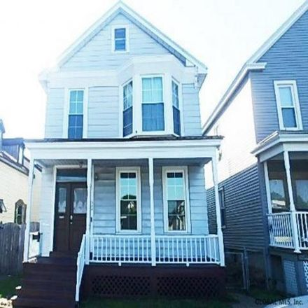 Rent this 3 bed house on 1204 6th Avenue in City of Watervliet, NY 12189