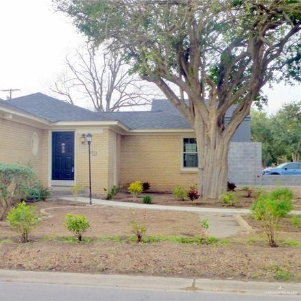 Rent this 2 bed house on 401 South Cynthia Street in McAllen, TX 78501