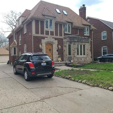 Rent this 5 bed house on 18924 Parkside Street in Detroit, MI 48221