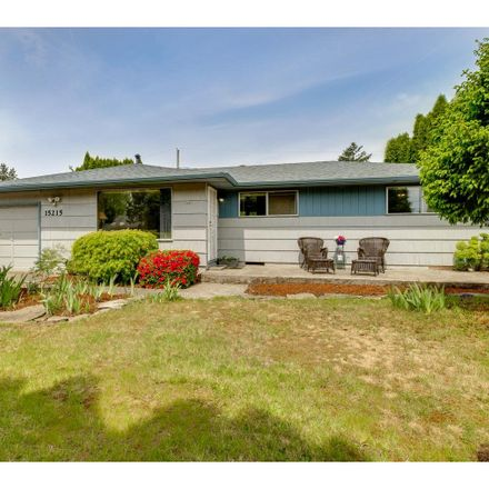 Rent this 3 bed house on 15215 Southeast Harrison Street in Portland, OR 97233