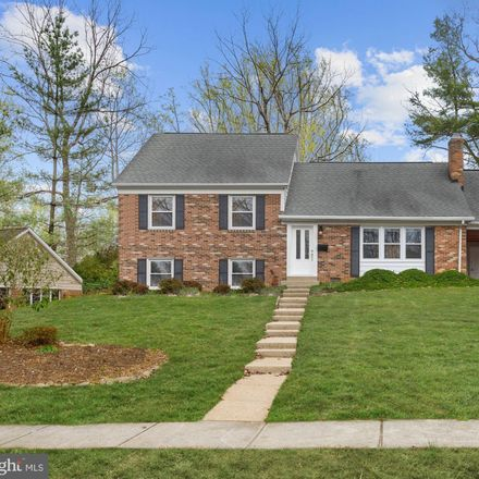 Rent this 5 bed house on 1955 Foxhall Road in McLean, VA 22101