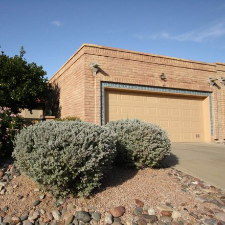 Rent this 2 bed townhouse on 273 E Southern Pines Dr in Tucson, AZ