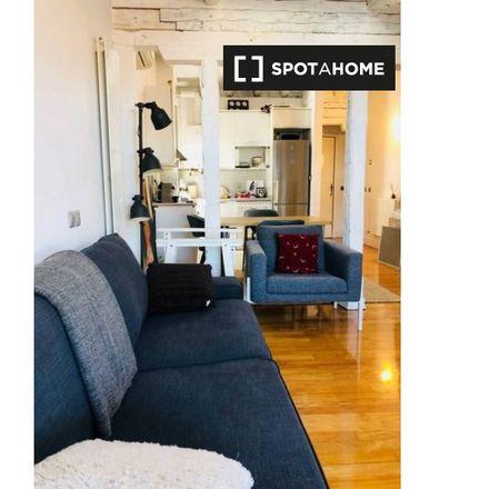 Rent this 2 bed apartment on Calle de Fernando VI in 27, 28004 Madrid
