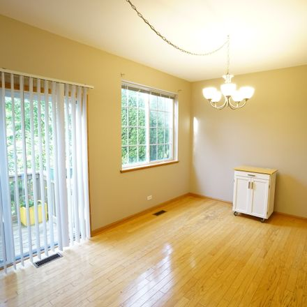 Rent this 3 bed townhouse on 438 Evergreen Circle in Gilberts, IL 60136