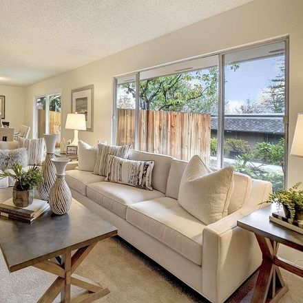 Rent this 2 bed condo on 1605 Skycrest Drive in Walnut Creek, CA 94595