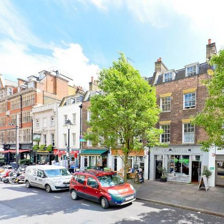 Rent this 4 bed house on Transition in 13 Warren Street, London W1T 5BA