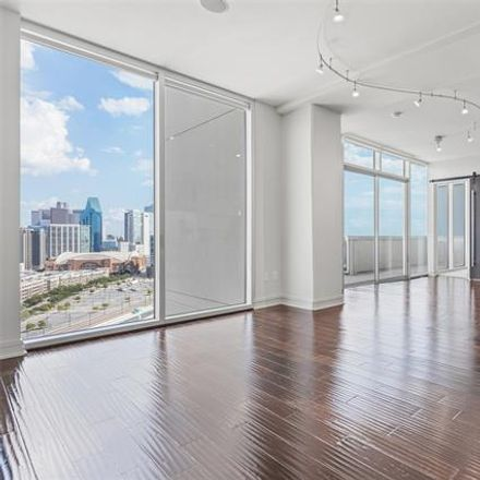 Rent this 1 bed apartment on 1400 Hi Line Drive in Dallas, TX 75207