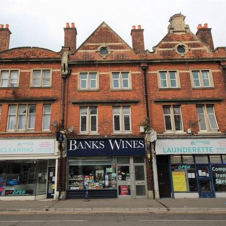 Rent this 5 bed apartment on Banks' Wines in 302 Wimborne Road, Bournemouth