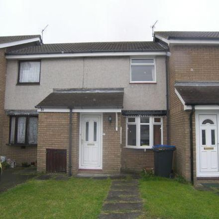 Rent this 1 bed house on Belsay Close in Pegswood NE61 6XQ, United Kingdom
