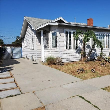 Rent this 3 bed house on 1921 Carmona Avenue in Los Angeles, CA 90016