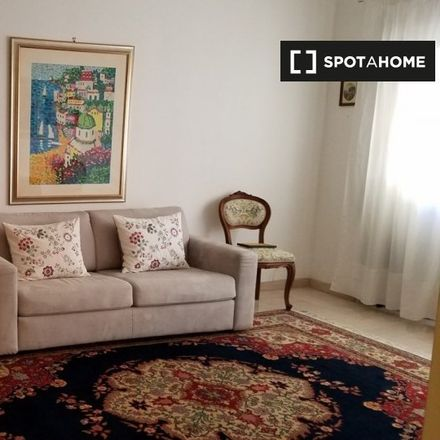 Rent this 1 bed apartment on Via Luigi Mancinelli in 00199 Rome RM, Italy