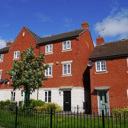 Rent this 3 bed house on Arlington Road in Tewkesbury GL20 7RP, United Kingdom