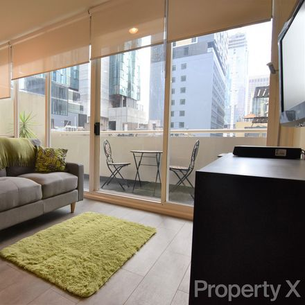Rent this 1 bed apartment on 503/318 Little Lonsdale Street