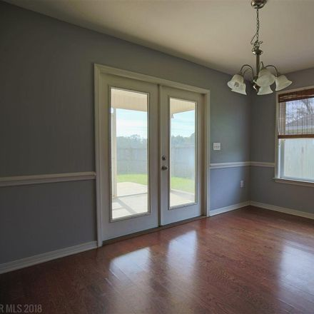 Rent this 3 bed townhouse on Argonne Dr in Daphne, AL