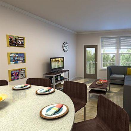 Rent this 4 bed apartment on 12101 University Boulevard in University Park, FL 32817