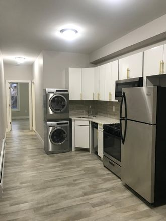 Rent this 2 bed apartment on 207 Webster Ave in Jersey City, NJ 07307