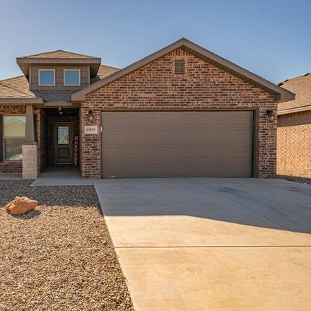 Rent this 3 bed house on 6909 Saddle Court in Midland, TX 79705