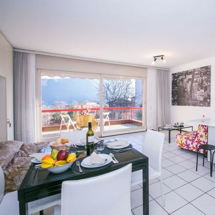 Rent this 1 bed apartment on Lake View Apartment in Via Coremmo 6, 6900 Massagno
