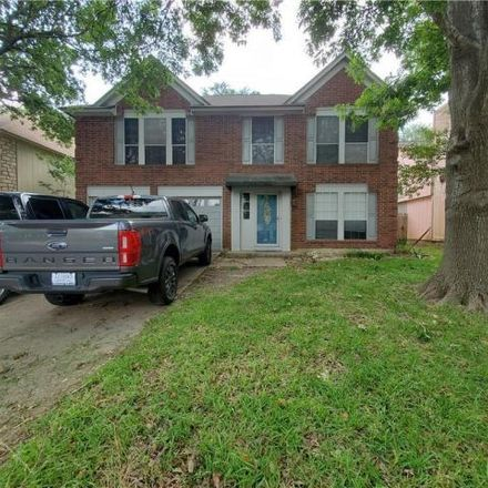 Rent this 4 bed house on 8807 Ampezo Trail in Austin, TX 78749