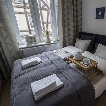 Rent this 2 bed apartment on Straganiarska 1 in 80-837 Gdansk, Poland