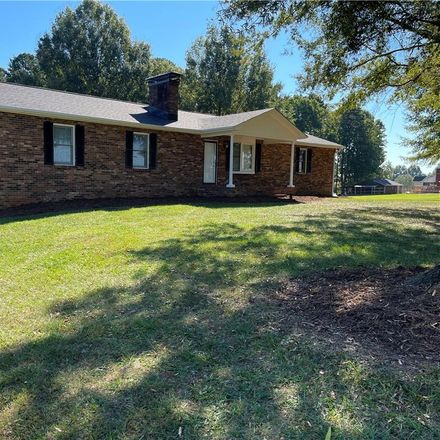 Rent this 3 bed house on 3055 Sides Road in Pine Dale Manor, Winston-Salem
