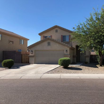 Rent this 3 bed house on 12376 West Devonshire Avenue in Avondale, AZ 85392