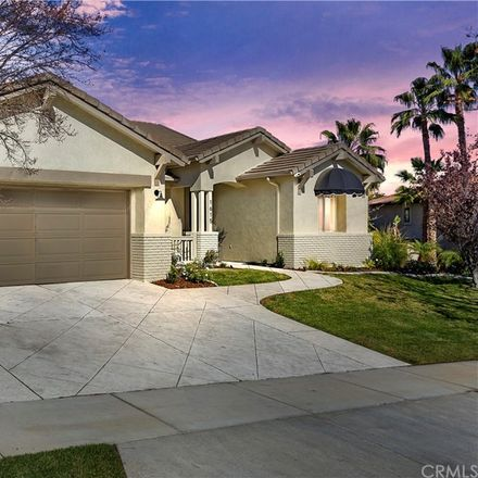 Rent this 4 bed house on 1615 Spyglass Drive in Corona, CA 92883