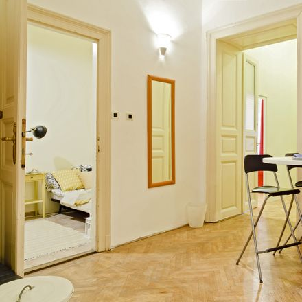 Rent this 2 bed room on Budapest in Wesselényi utca 41, 1073
