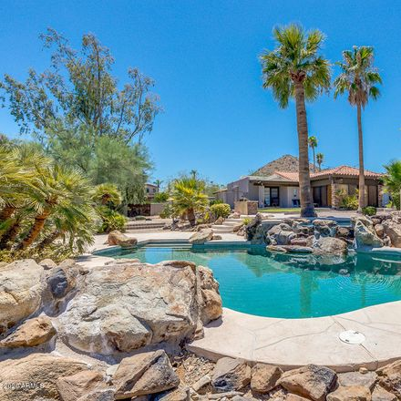 Rent this 5 bed house on 4724 East Foothill Drive in Paradise Valley, AZ 85253
