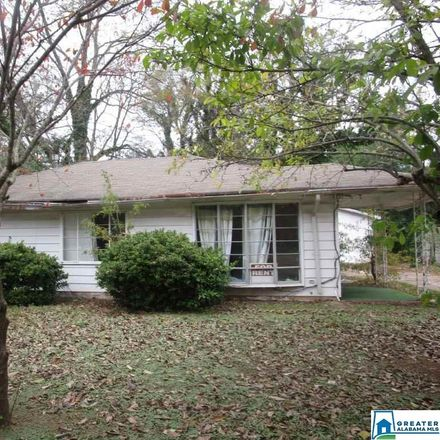 Rent this 3 bed house on Creekway Ave SW in Birmingham, AL