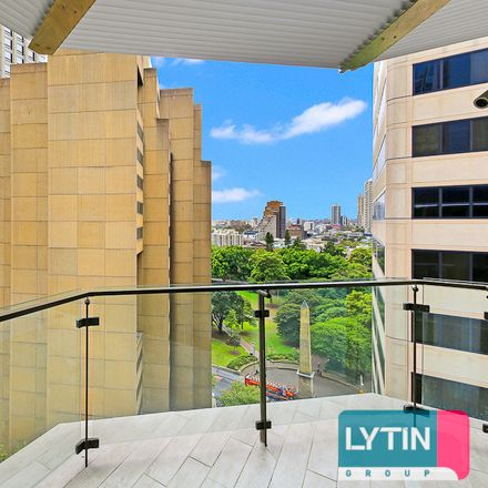 Rent this 2 bed apartment on 1602/209 Castlereagh Street