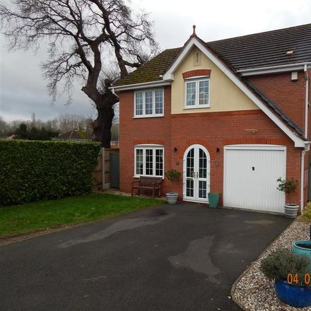 Rent this 4 bed house on Hoveton Close in Redditch B98 7HQ, United Kingdom