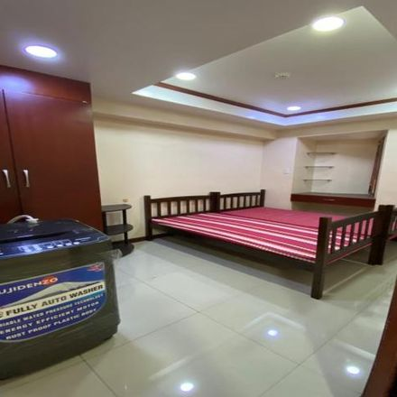 Rent this 1 bed condo on Two Lafayette in Eastwood Avenue, Bagumbayan