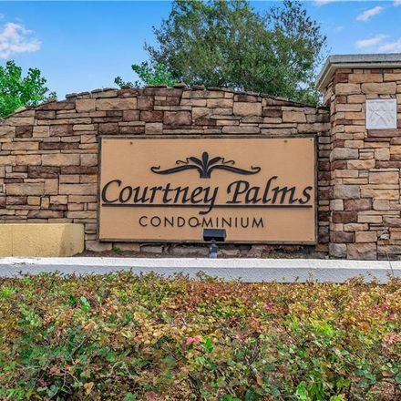 Rent this 2 bed condo on Courtney Palms Blvd in Tampa, FL