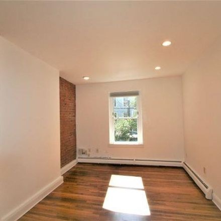 Rent this 1 bed townhouse on Sussex St in Jersey City, NJ