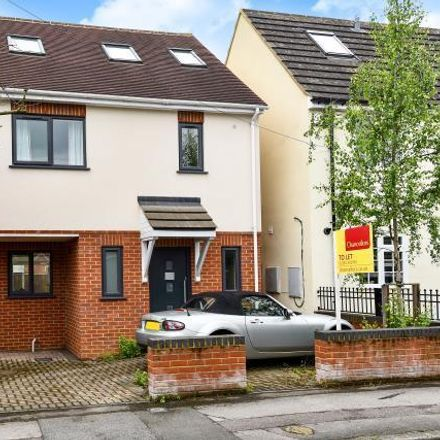 Rent this 3 bed house on Lovelace Road in Oxford OX2 8JU, United Kingdom
