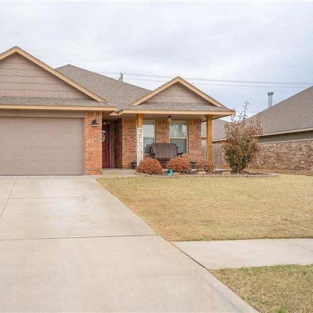 Rent this 3 bed house on 1400 Ridgeway Drive in Moore, OK 73160