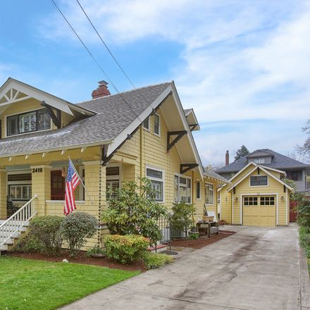 Rent this 5 bed house on 2416 Northeast 18th Avenue in Portland, OR 97212