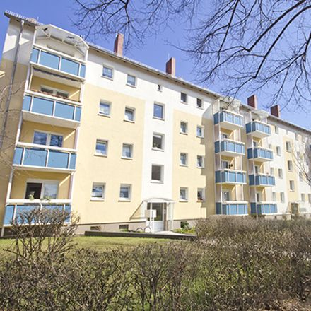 Rent this 2 bed apartment on Fischer-von-Erlach-Straße 22 in 06114 Halle (Saale), Germany