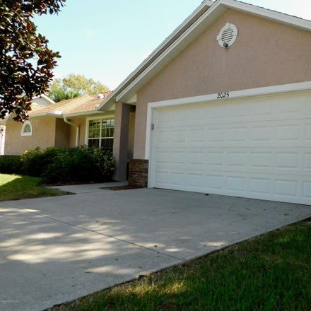 Rent this 3 bed house on 2025 Adirondack Circle in Melbourne, FL 32935